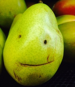 Photo#9 Pear Face