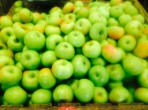 apples green