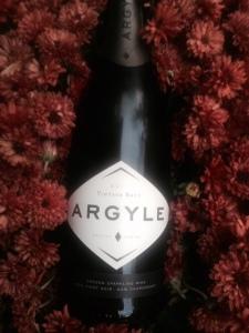 Argyle sparkling wine