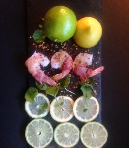 shrimp citrus