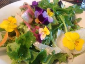 river and rail salad