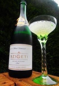 champagne seizler