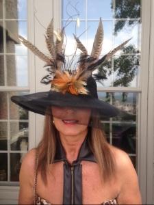 derby hat wild