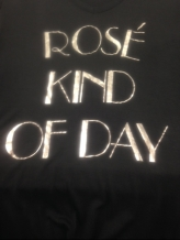 Rose kind of day