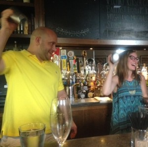 cocktail shake