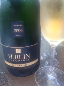 Hablin champagne
