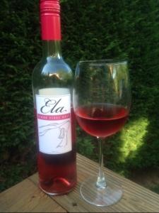 Rose vino vherde