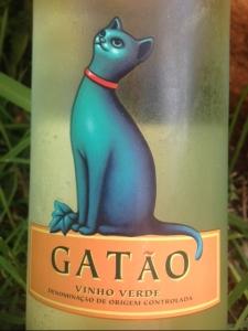 vinho verde gato
