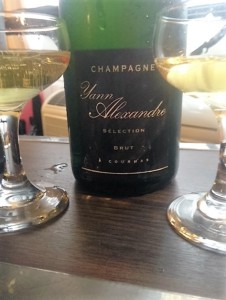 champagne-before-dinner