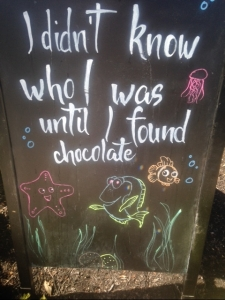 chocolate-sign