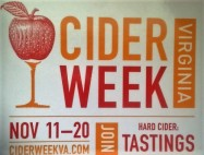 cider-week-1