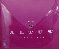 Altus Chocolate Envelope