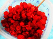 Christinas raspberries