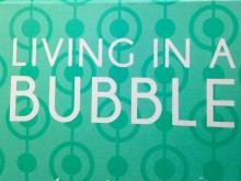 bubble sign