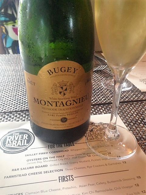 Bugsey champange