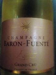 champagne baron