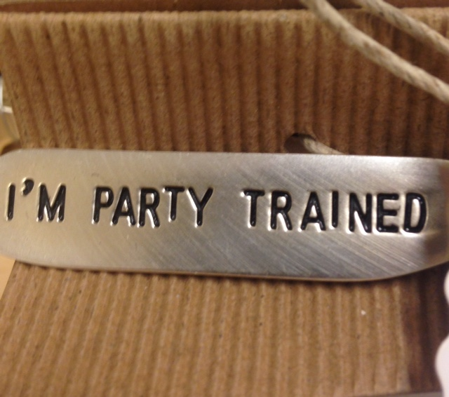 party trained