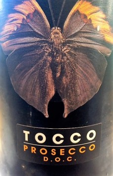 prosecco butterfly