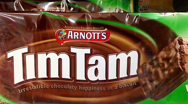 tim tam package