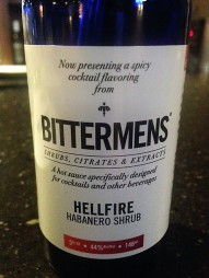 bitters hell fire