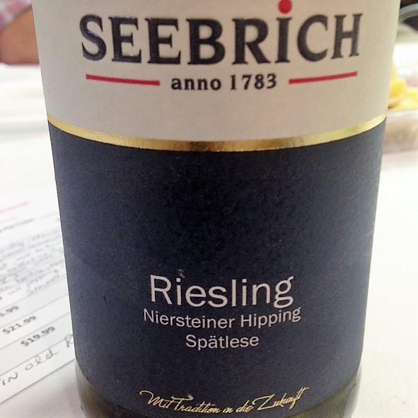 german wine seebrich