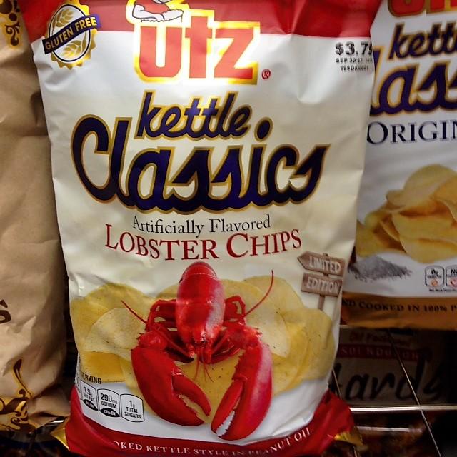 lobster chips