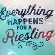 Napkin Riesling