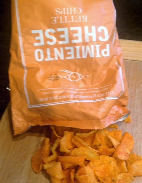 Pimiento Chips