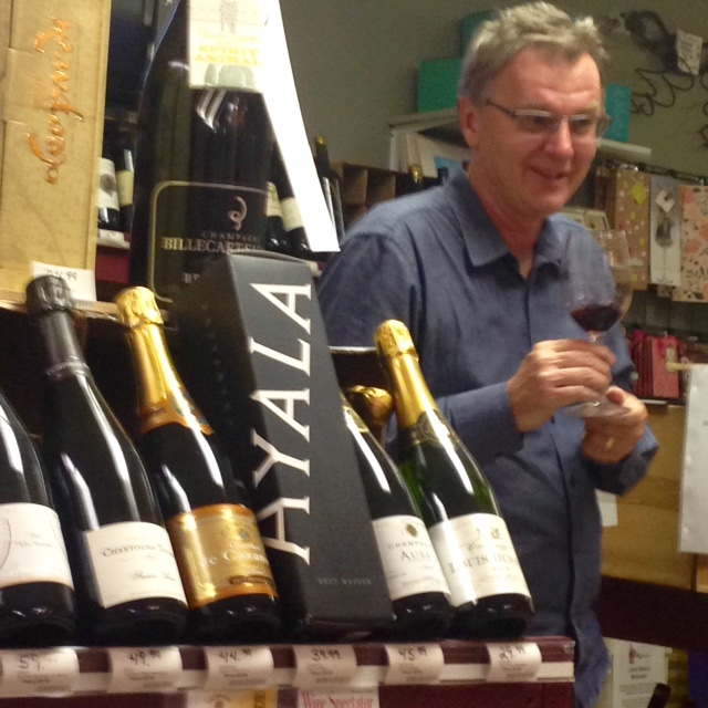 mr bills wine representative