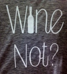 wine not sign