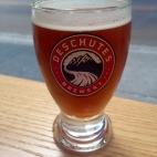 dark deschutes in the window