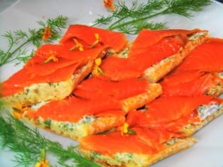 SC smoked salmon
