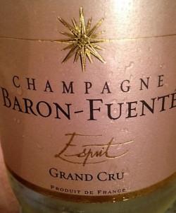Baron champagne