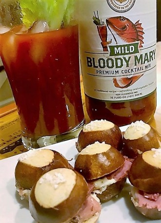 EF bloody mary mix