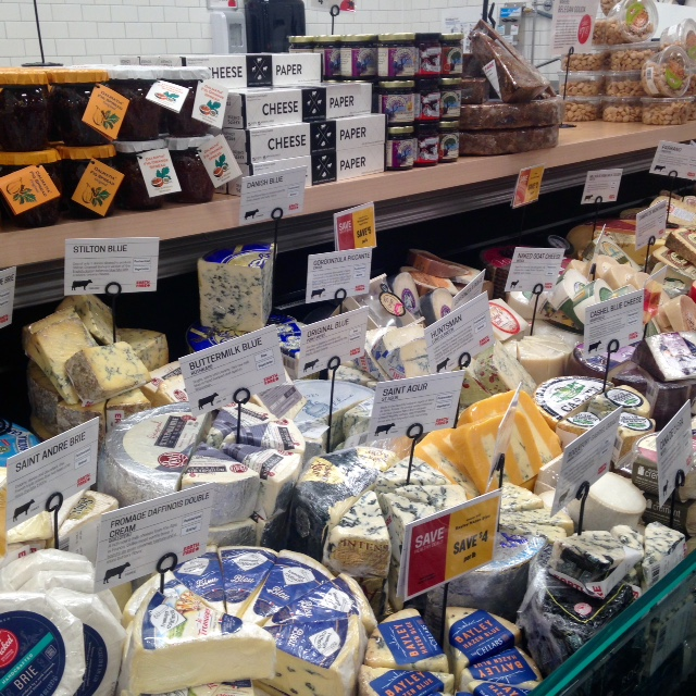 EF Cheese case