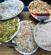 EF salads
