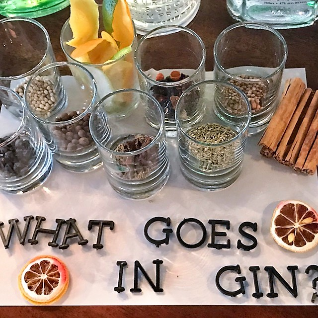 fortunato gin