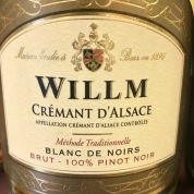 willm sparkling wine
