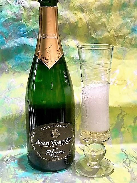 January champagne