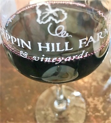 pippin hill red wine