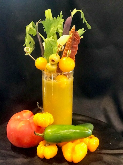 Yellow Tomato Bloody Mary
